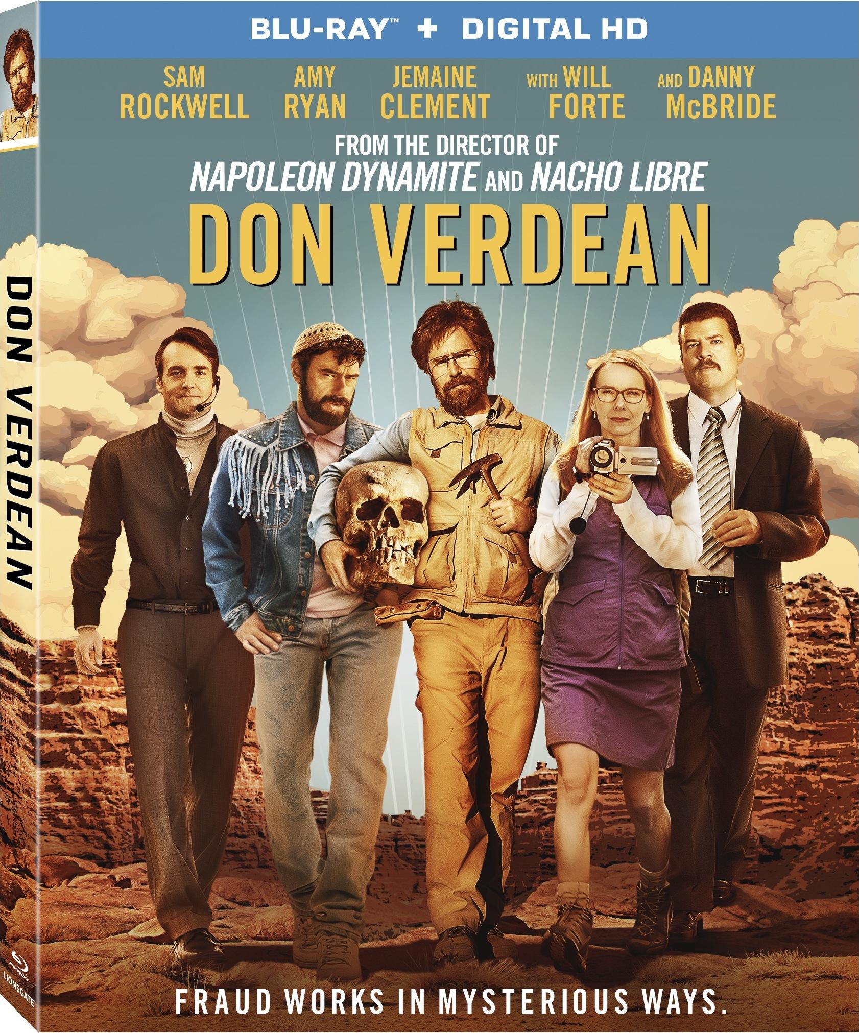 Don Verdean (2015) Blu-ray