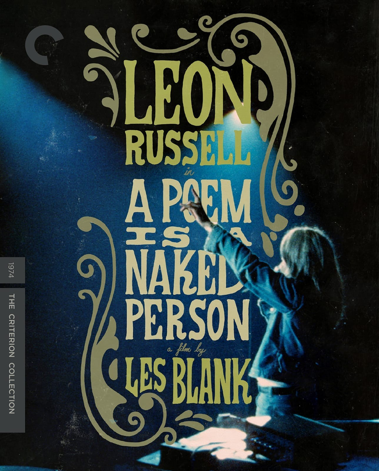 A Poem is a Naked Person (1974)(The Criterion Collection) Blu-ray
