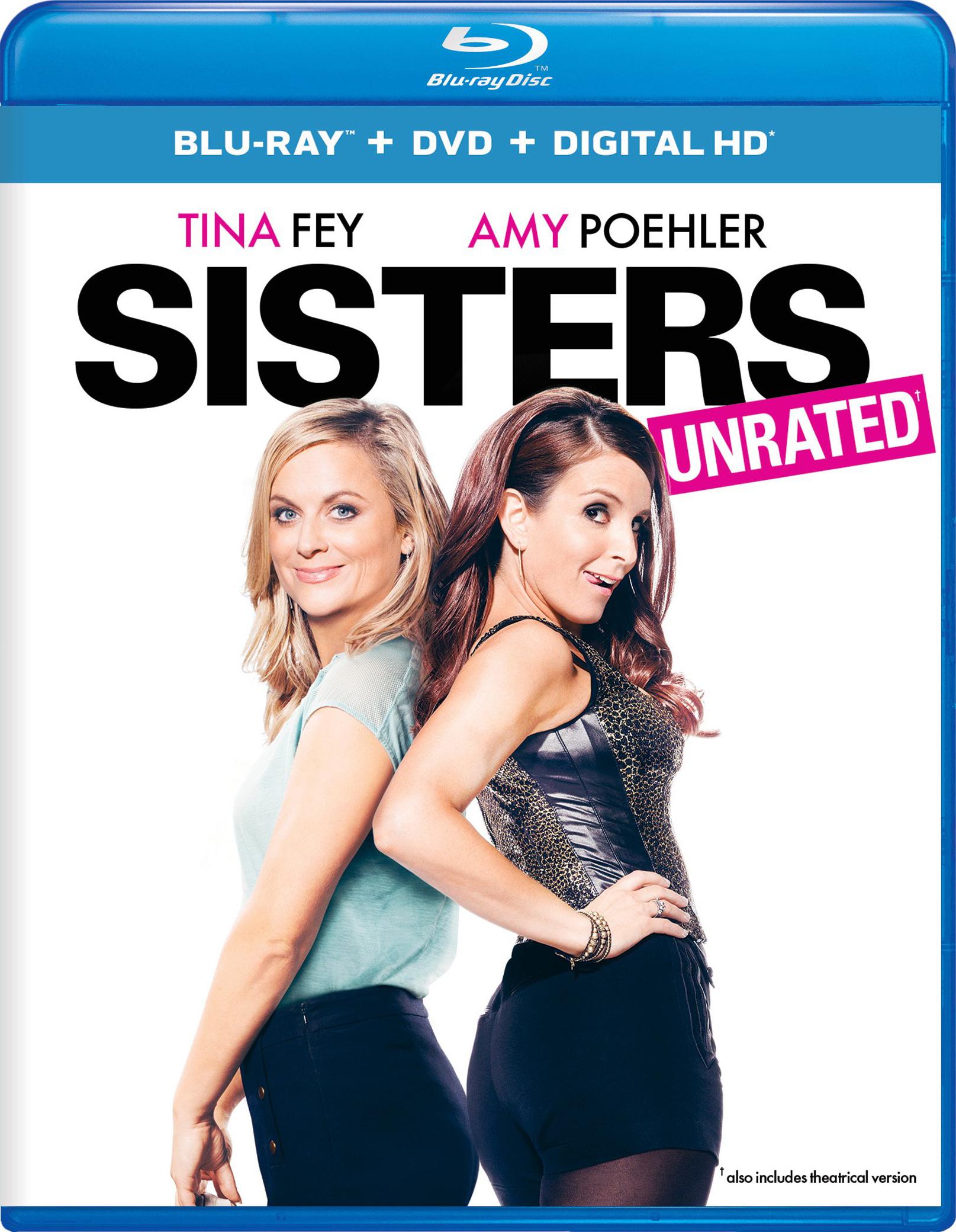 Sisters (2015) Blu-ray
