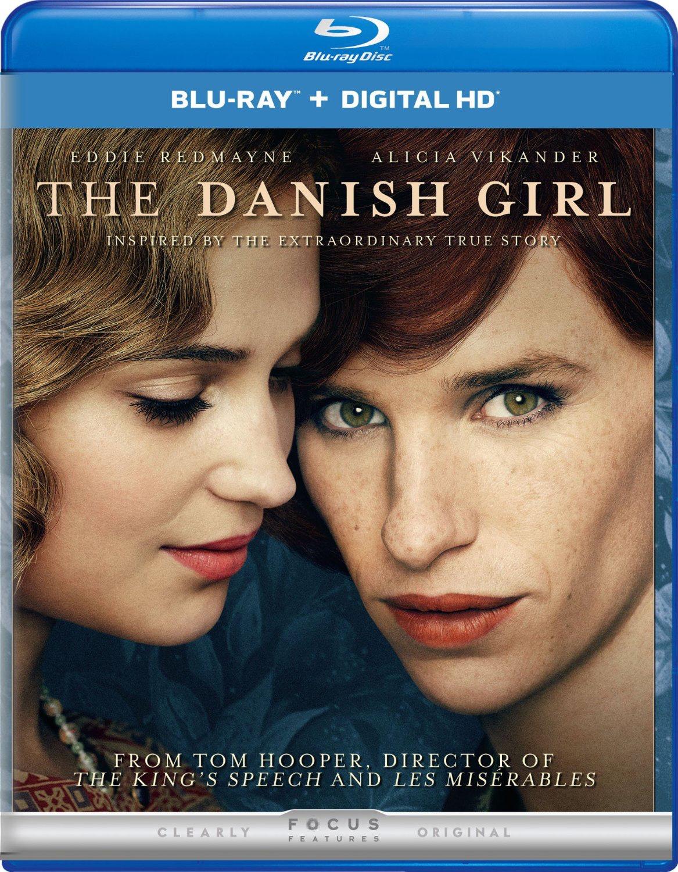 The Danish Girl (2015) Blu-ray