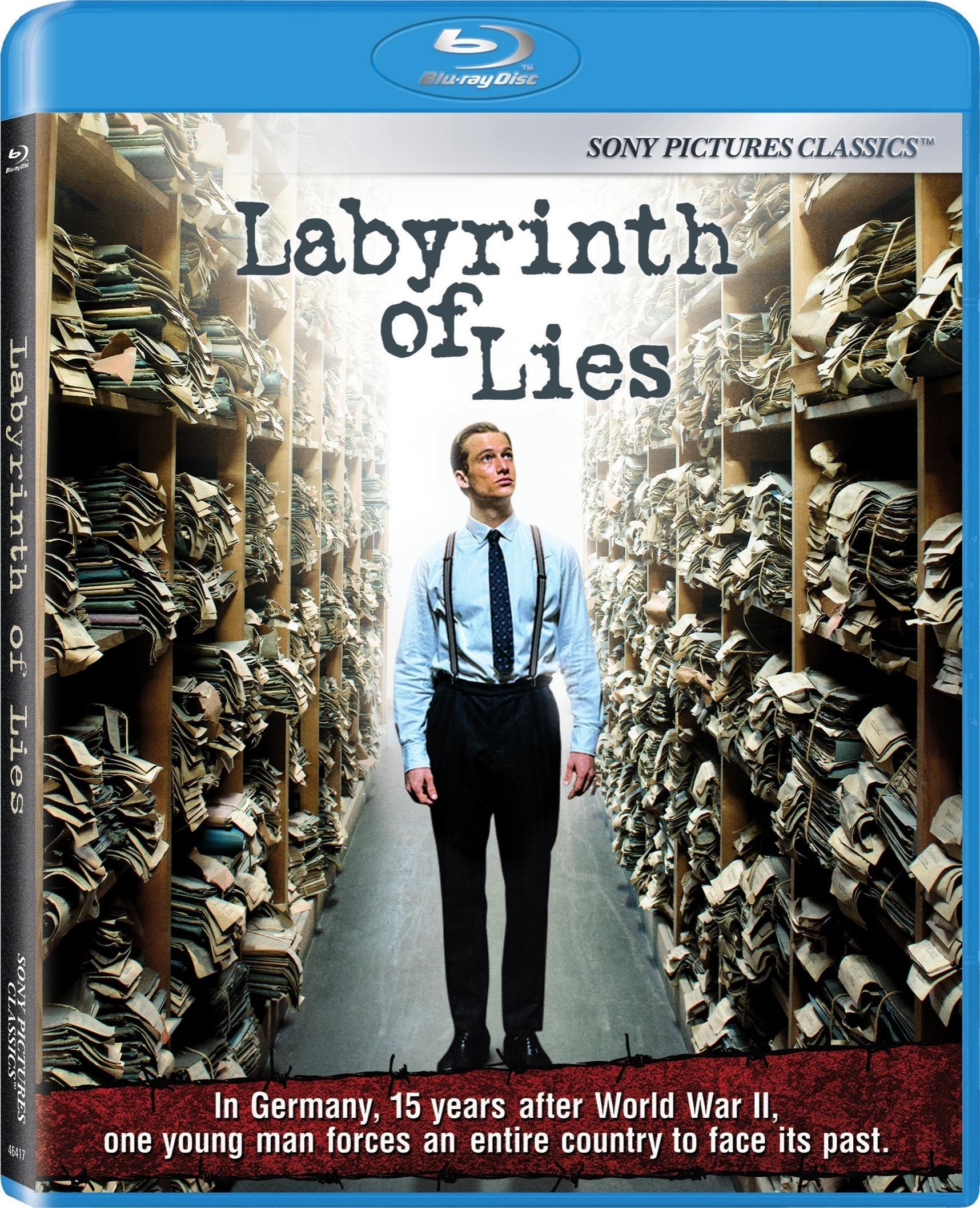 Labyrinth of Lies (2014) Blu-ray