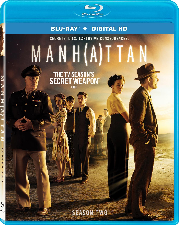 Manhattan: Season Two (TV) (2015) Blu-ray
