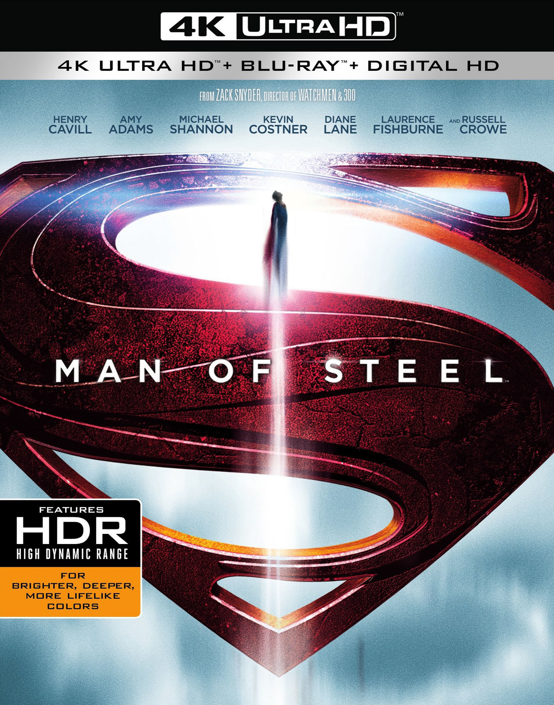 Man of Steel UHD (2013) 4K Ultra HD Blu-ray