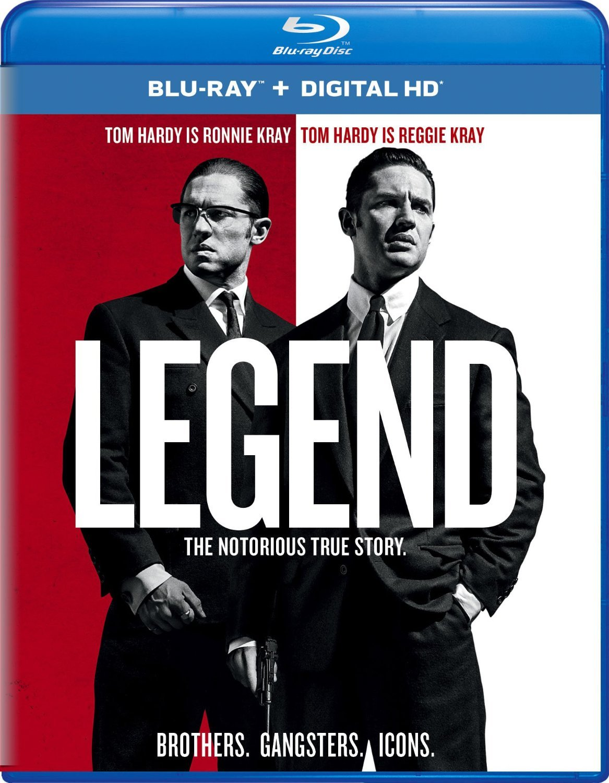 Legend (2015) Blu-ray