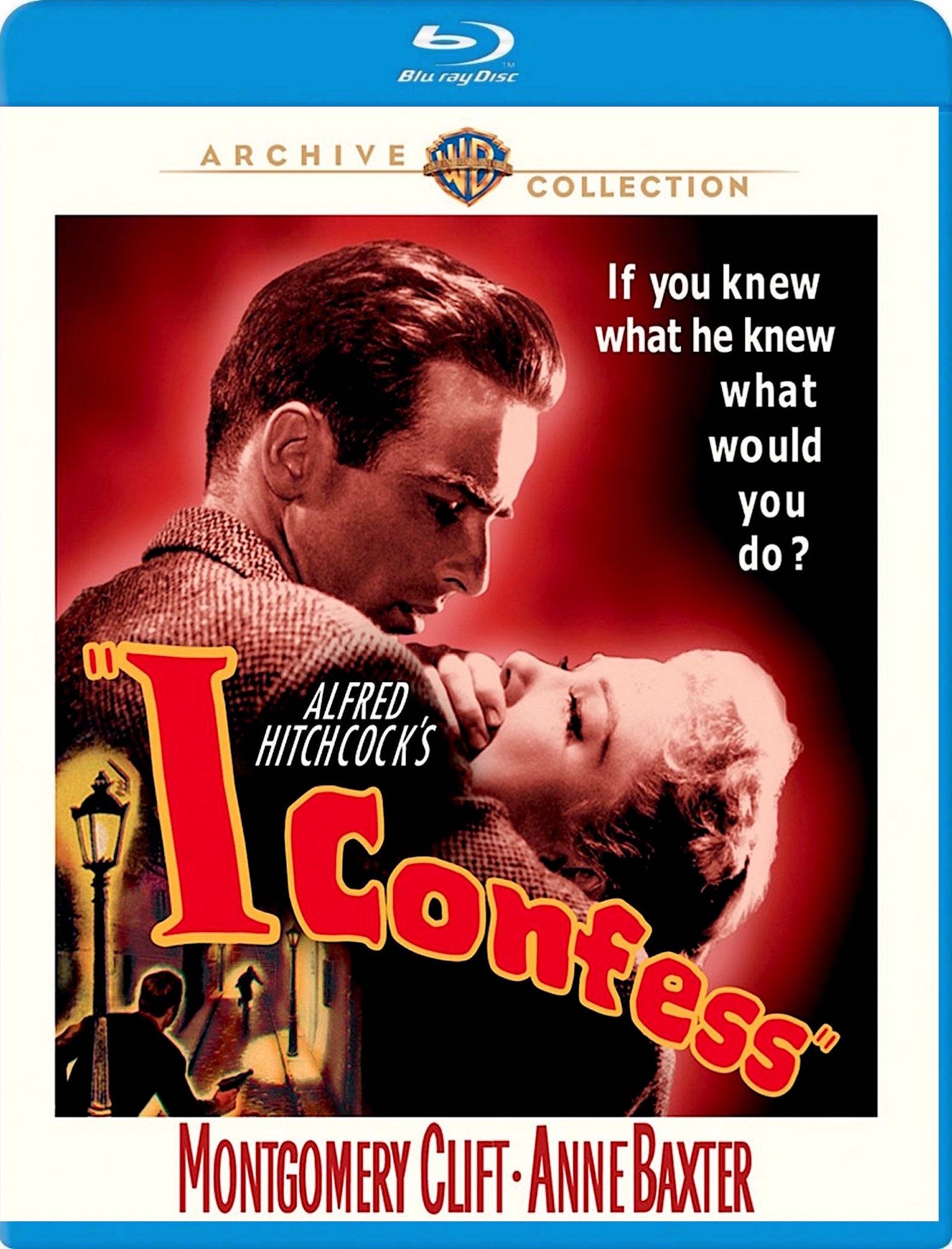 I Confess (1953) Blu-ray