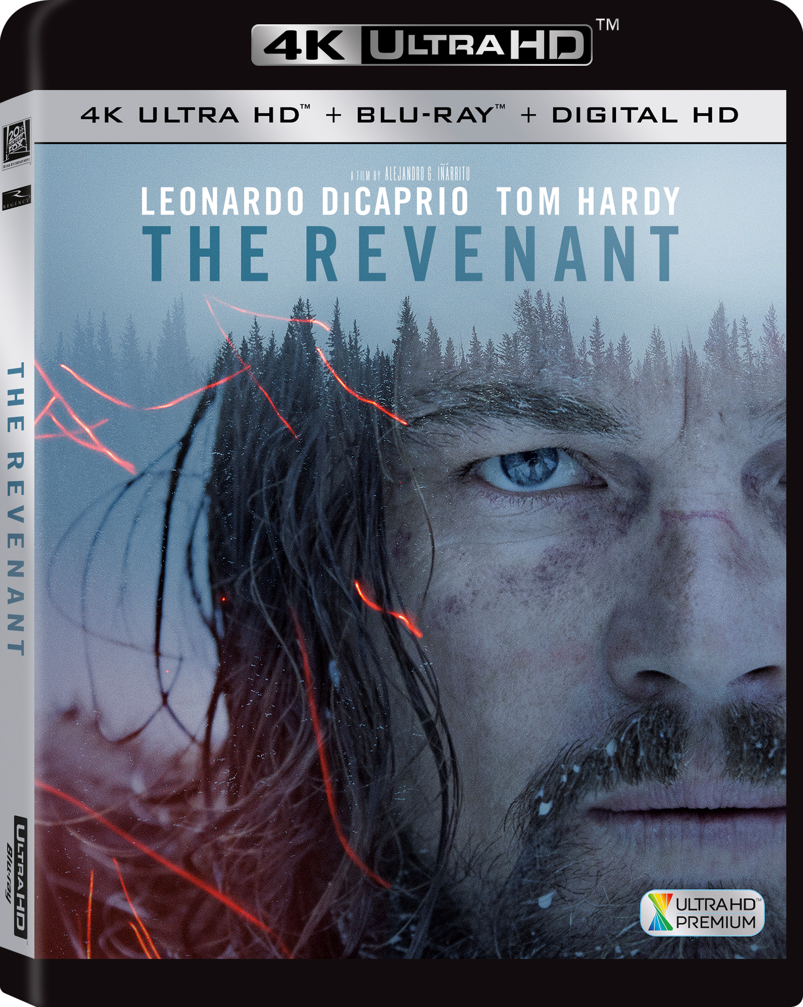 The Revenant (2015) 4K Ultra HD Blu-ray