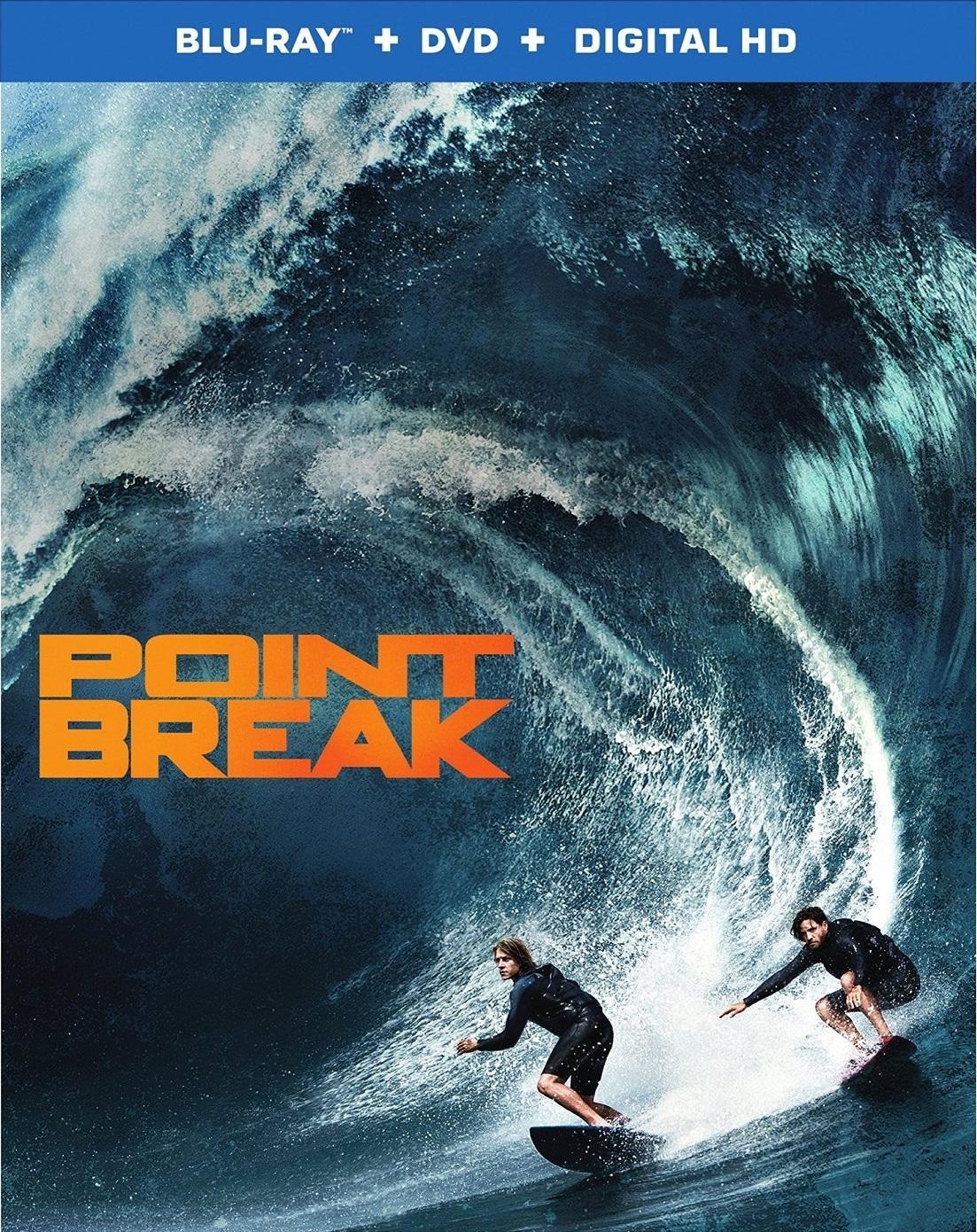 Point Break (2015) Blu-ray
