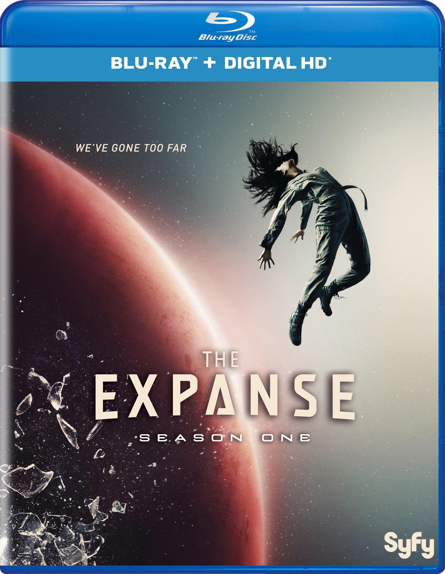 The Expanse: Season 1 (TV) (2015) Blu-ray