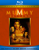 The Mummy Returns Blu Ray Release Date July 22 2008 Deluxe Edition