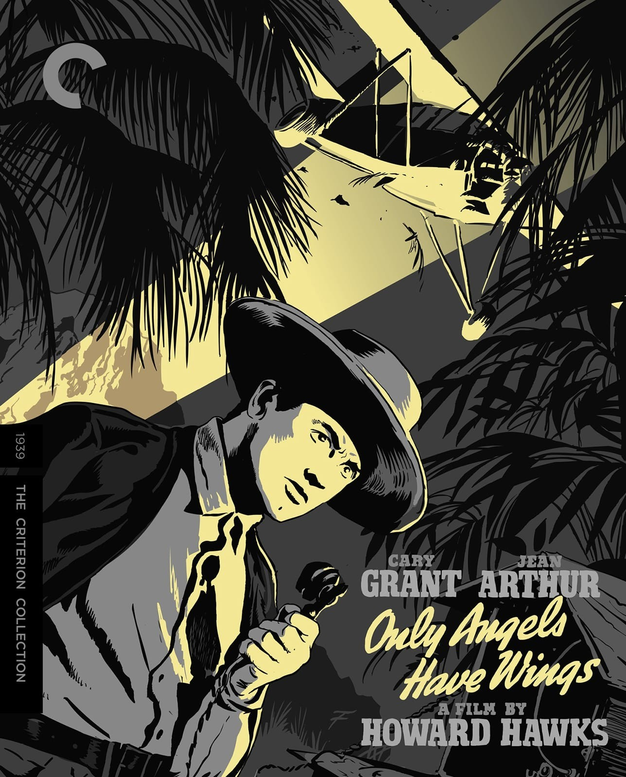 Only Angels Have Wings (1939) The Criterion Collection Blu-ray
