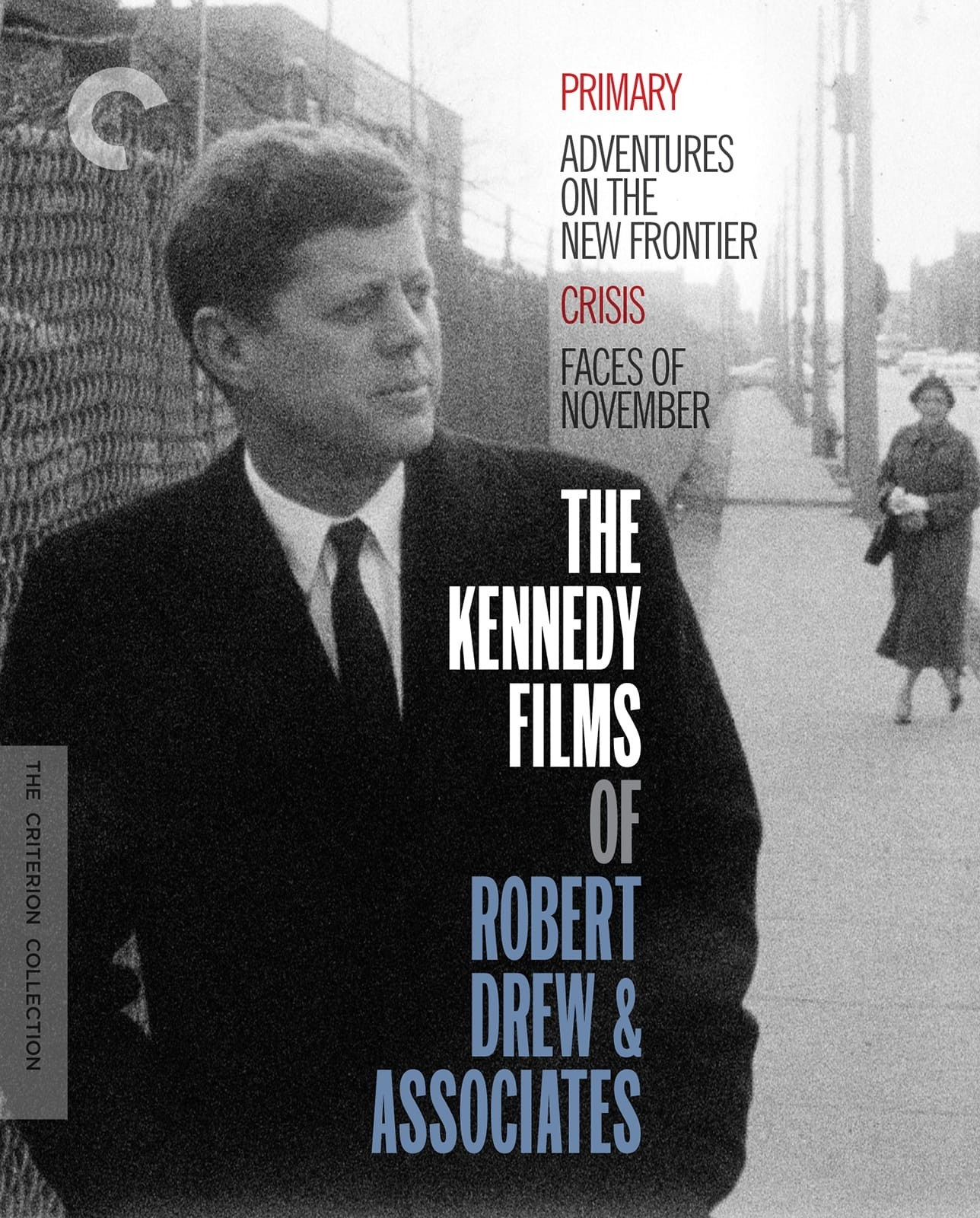 The Kennedy Films of Robert Drew and Associates (1960-1964) The Criterion Collection Blu-ray