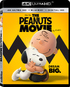 The Peanuts Movie 4K (Blu-ray)