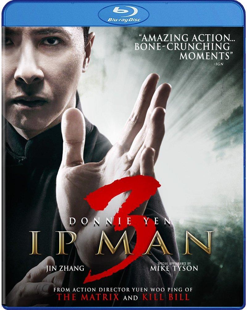 IP Man 3 (2015) Blu-ray