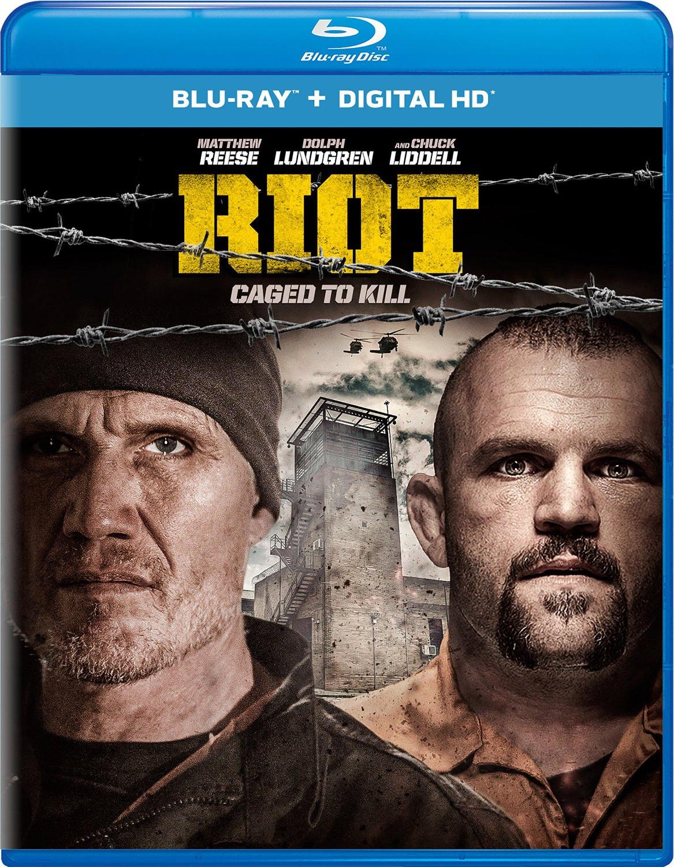 Riot (2015) Blu-ray