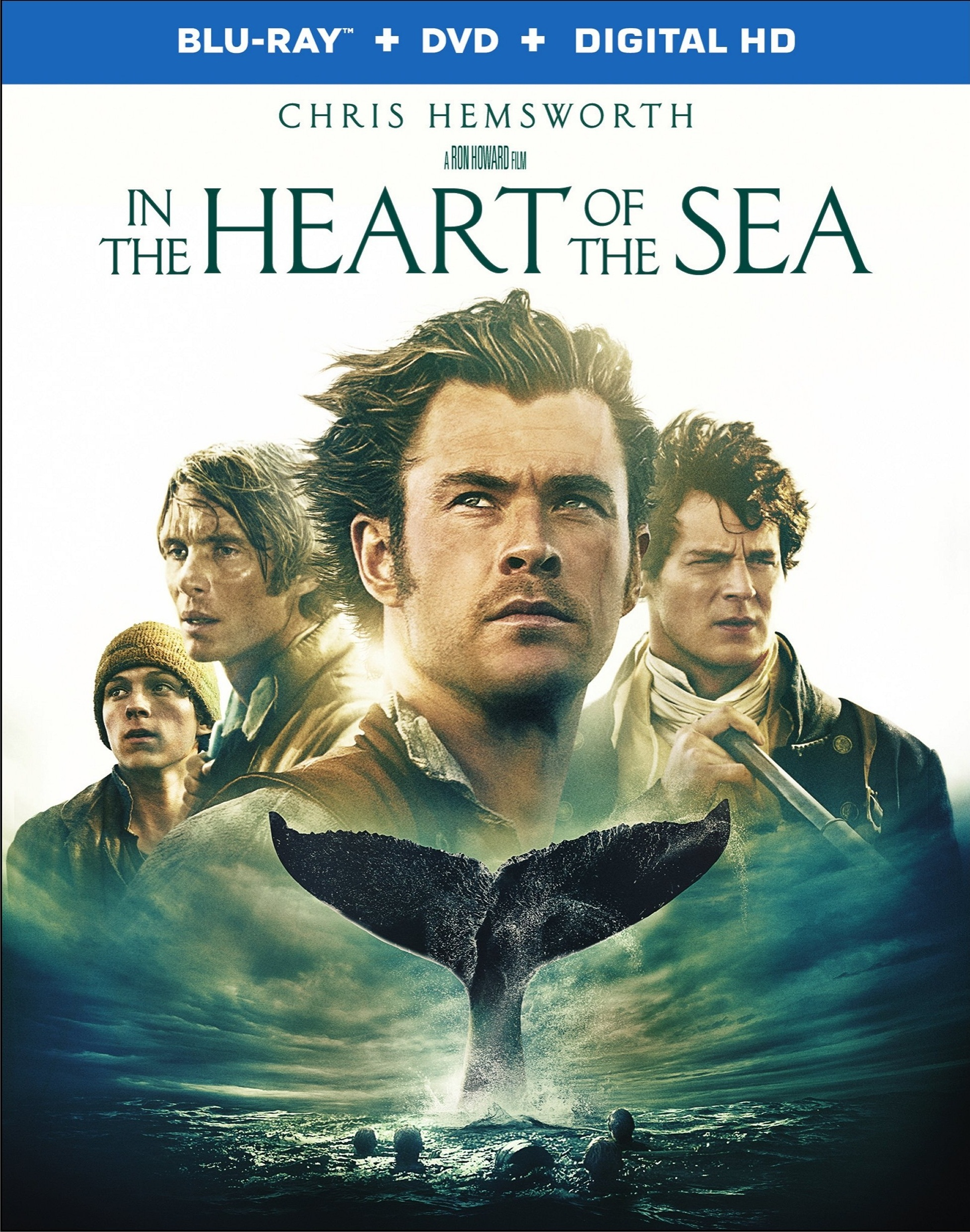 In the Heart of the Sea (2015) Blu-ray