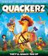 Quackerz 3D (Blu-ray)