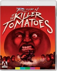 Return of the Killer Tomatoes! (Blu-ray) Temporary cover art