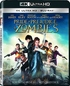 Pride and Prejudice and Zombies 4K (Blu-ray)