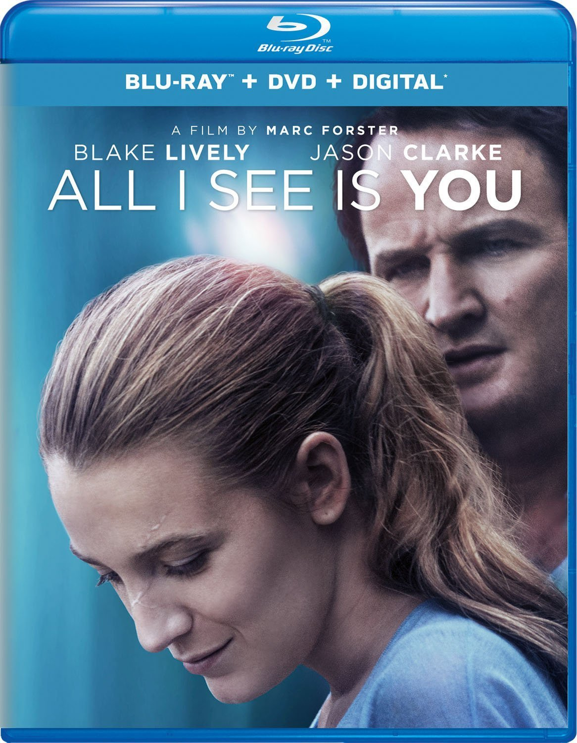 All I See is You (2016) Blu-ray