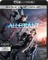 The Divergent Series: Allegiant 4K (Blu-ray)