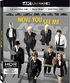 Now You See Me 4K (Blu-ray)