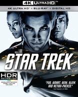 Star Trek 4K (Blu-ray)
