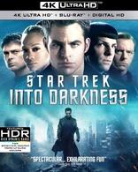 Star Trek Into Darkness 4K (Blu-ray)