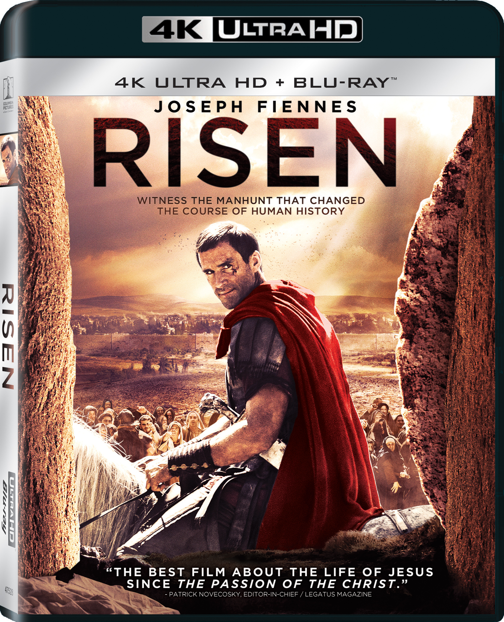 Risen (2016) 4K Ultra HD Blu-ray