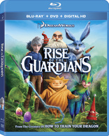 Rise Of The Guardians Blu Ray Release Date June 5 2018 Blu Ray Digital Hd
