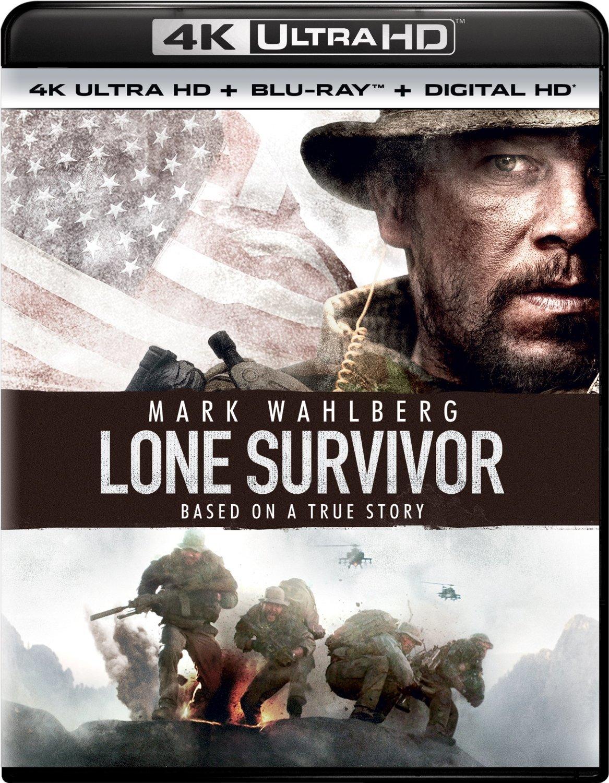 Lone Survivor (2013) 4K Ultra HD Blu-ray