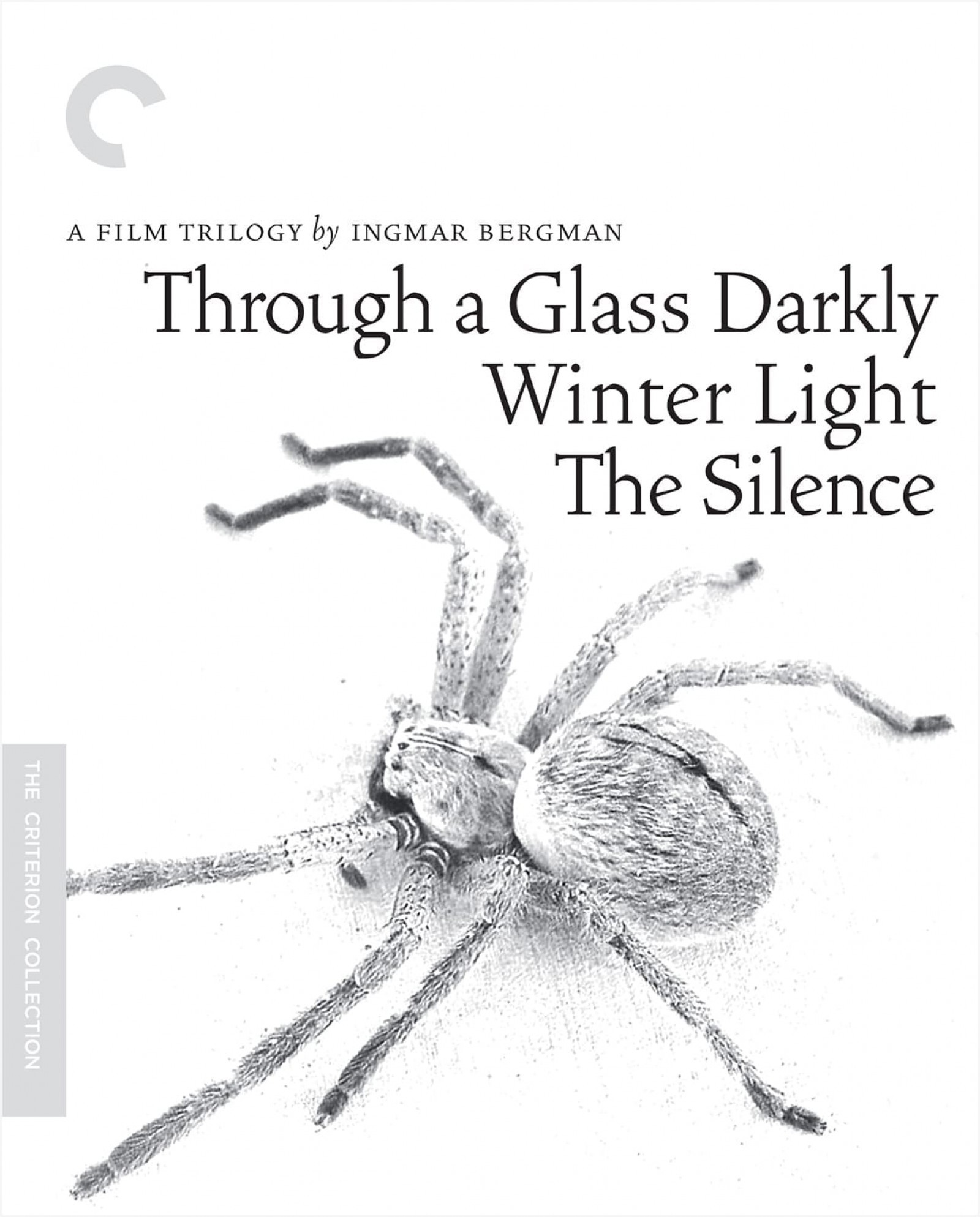 A Film Trilogy by Ingmar Bergman (The Criterion Collection)(Blu-ray)(Region A)(Pre-order / Jun 4)