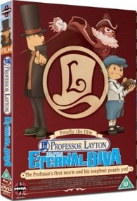 Professor Layton And The Eternal Diva Blu Ray Release Date October