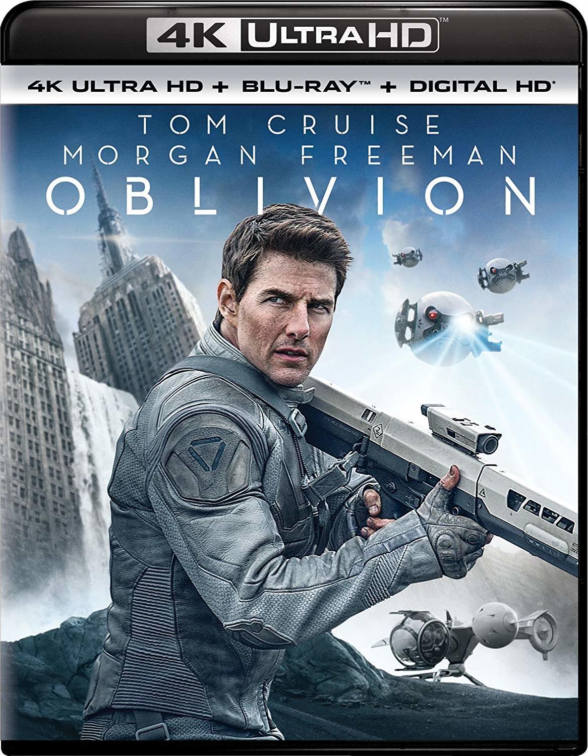 Oblivion (2013) 4K Ultra HD Blu-ray