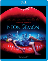 The Neon Demon (Blu-ray) Temporary cover art