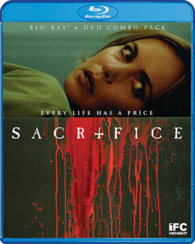 Sacrifice (Blu-ray) Temporary cover art