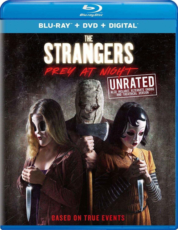 The Strangers: Prey at Night (2018) Blu-ray