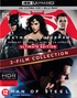 Batman v Superman: Dawn of Justice + Man of Steel 4K Ultra HD + Blu-ray (Blu-ray)