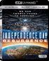 Independence Day: Resurgence 4K (Blu-ray)