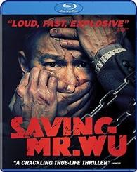 Saving Mr. Wu (Blu-ray)