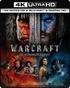 Warcraft 4K (Blu-ray)