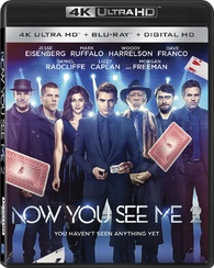 Now You See Me 2 4K (Blu-ray)
