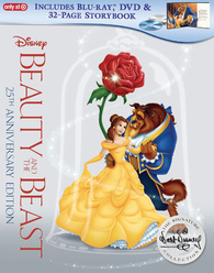 Beauty and the Beast (Blu-ray) Temporary cover art
