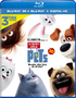 The Secret Life of Pets 3D (Blu-ray)