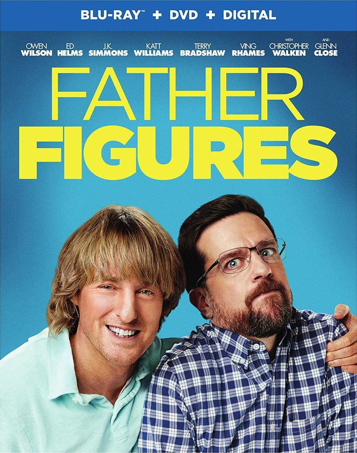 Father Figures (2017) Blu-ray
