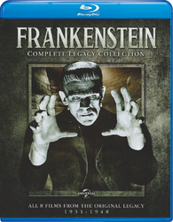 Frankenstein: Complete Legacy Collection (Blu-ray)