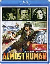 Almost Human (Blu-ray)