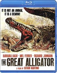 The Great Alligator (Blu-ray)