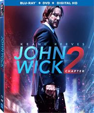 John Wick Chapter 2 Blu Ray Release Date June 13 2017 Blu Ray Dvd Digital Hd