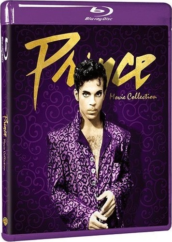 Prince Movie Collection (1984-1990) Blu-ray