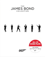 The James Bond Collection Blu Ray